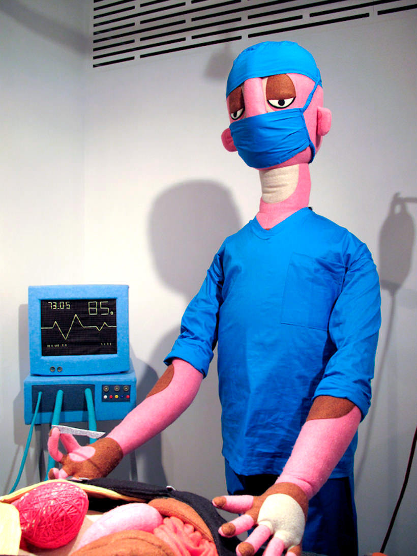 Cuidados intensivos - Solo Show 6