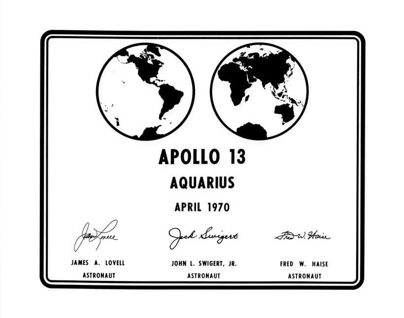 Futura: la primera tipografía de la historia en aterrizar en la luna 5