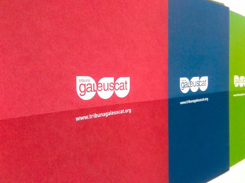Marca para Tribuna GalEusCat, foro de debate das nacións de Galiza, Euskadi e Catalunya 1
