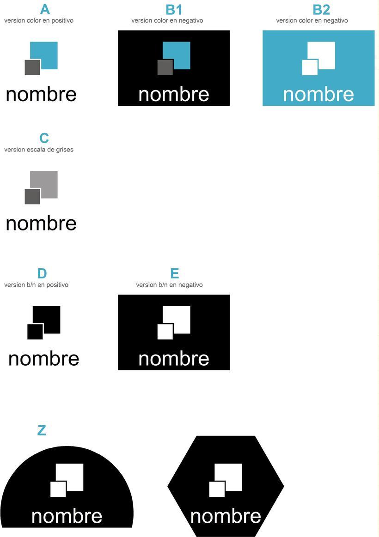 Consulta sobre versiones de logotipo 1