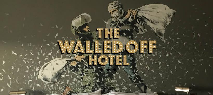 """El nuevo hotel de Banksy tiene """"las peores vistas del mundo"""" 1"""