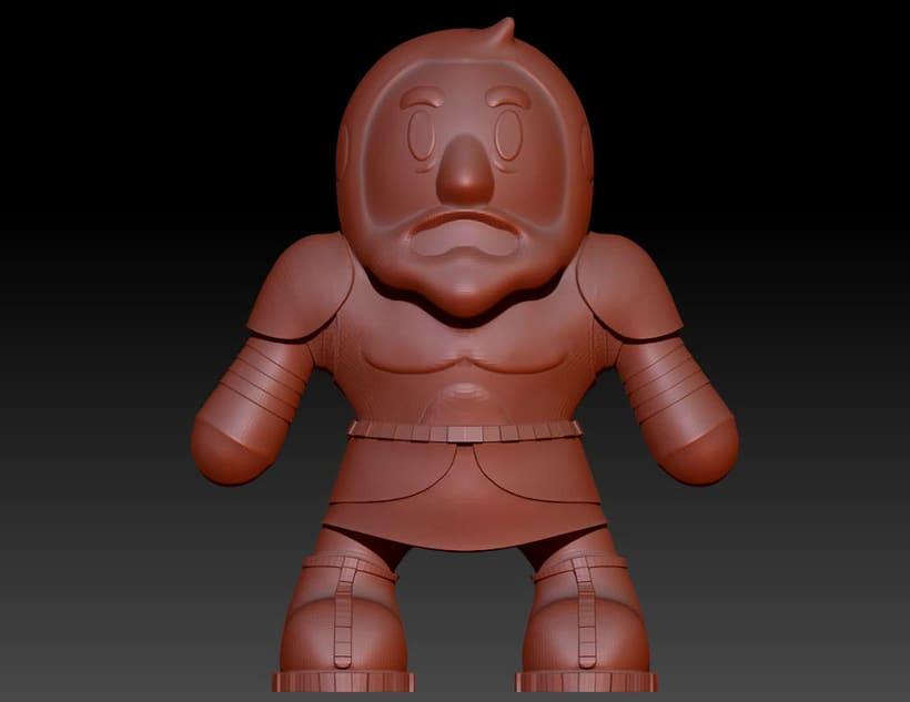 Diseño de Toy Art 1