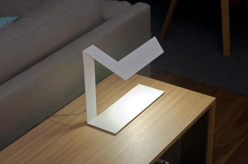 Lámpara PLIÉ 3