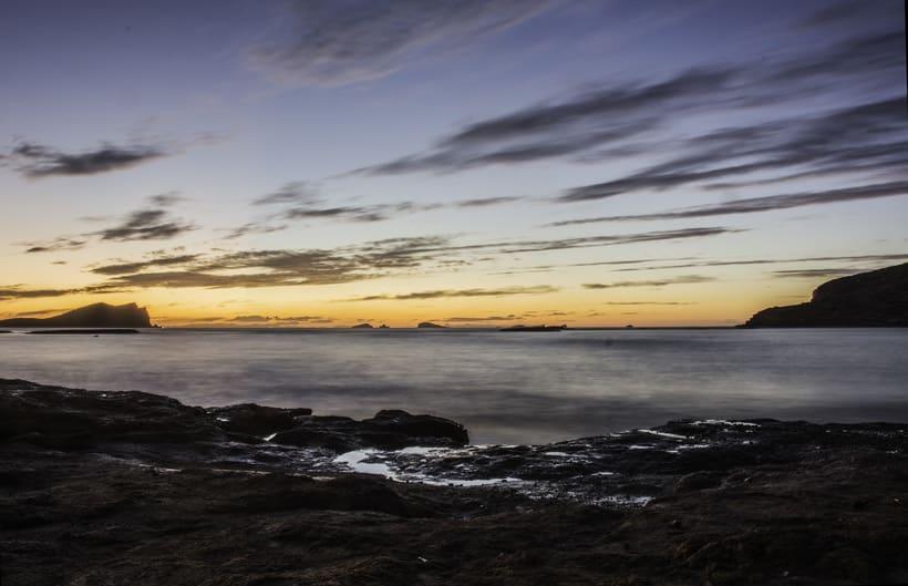 Sunsets of Eivissa -1