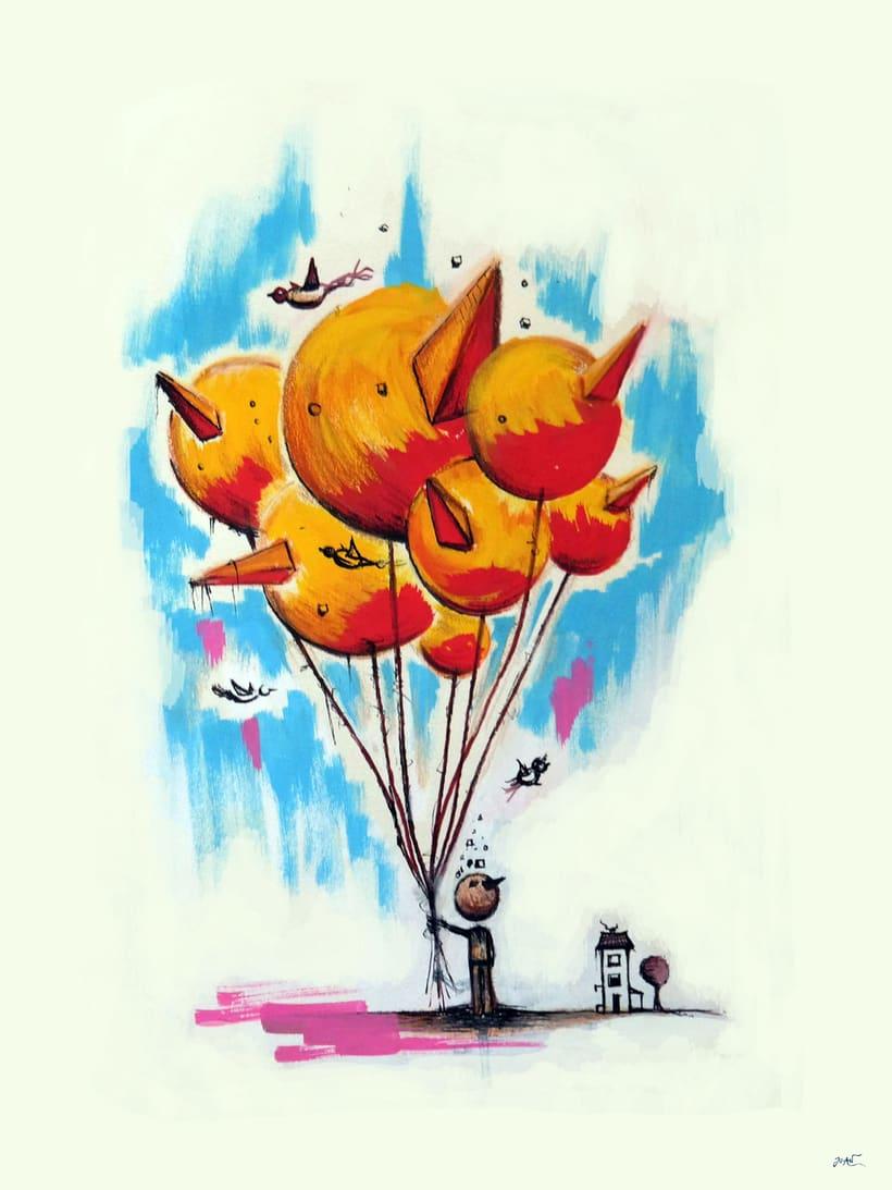 Ilustraciones Personales - Ideas 11