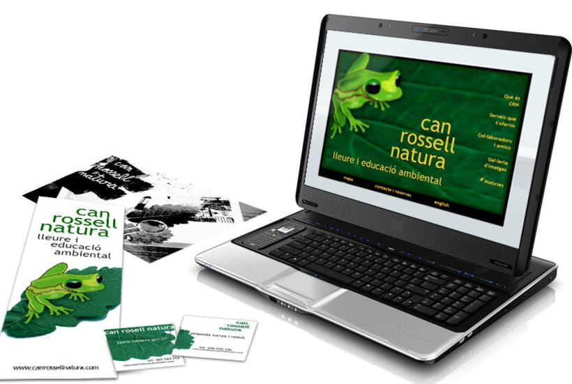 Imagen y web para Can Rossell Natura -1