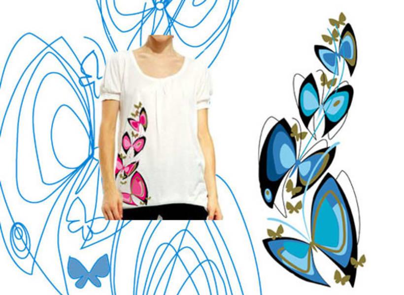 Ilustración de camisetas 0
