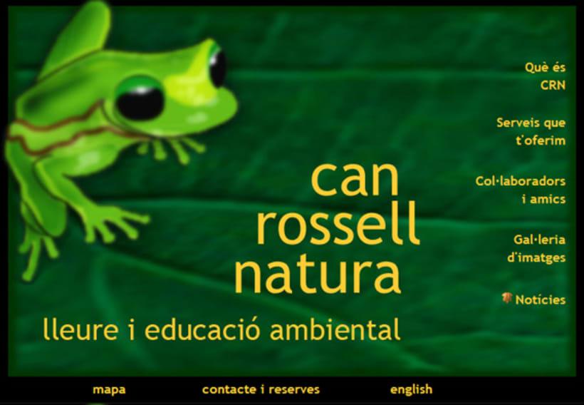 Imagen y web para Can Rossell Natura 1