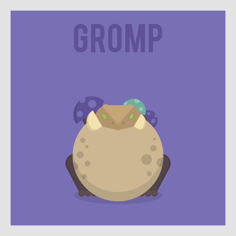 League of Legends Monsters: Gromp -1