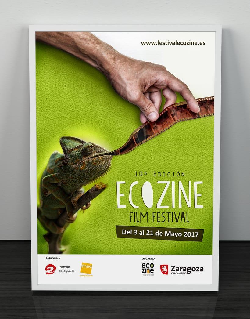 Propuesta para el concurso del cartel Ecozine 2017 -1