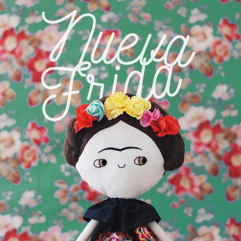 Muñeca Frida 5