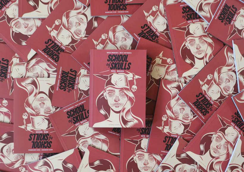 """""""SCHOOL of SKULLS"""" Guía Básica 0"""