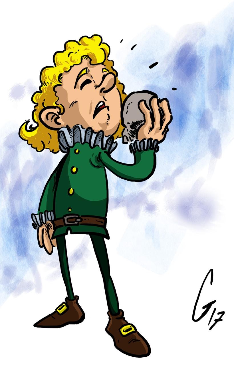 Ilustraciones cartoon 2