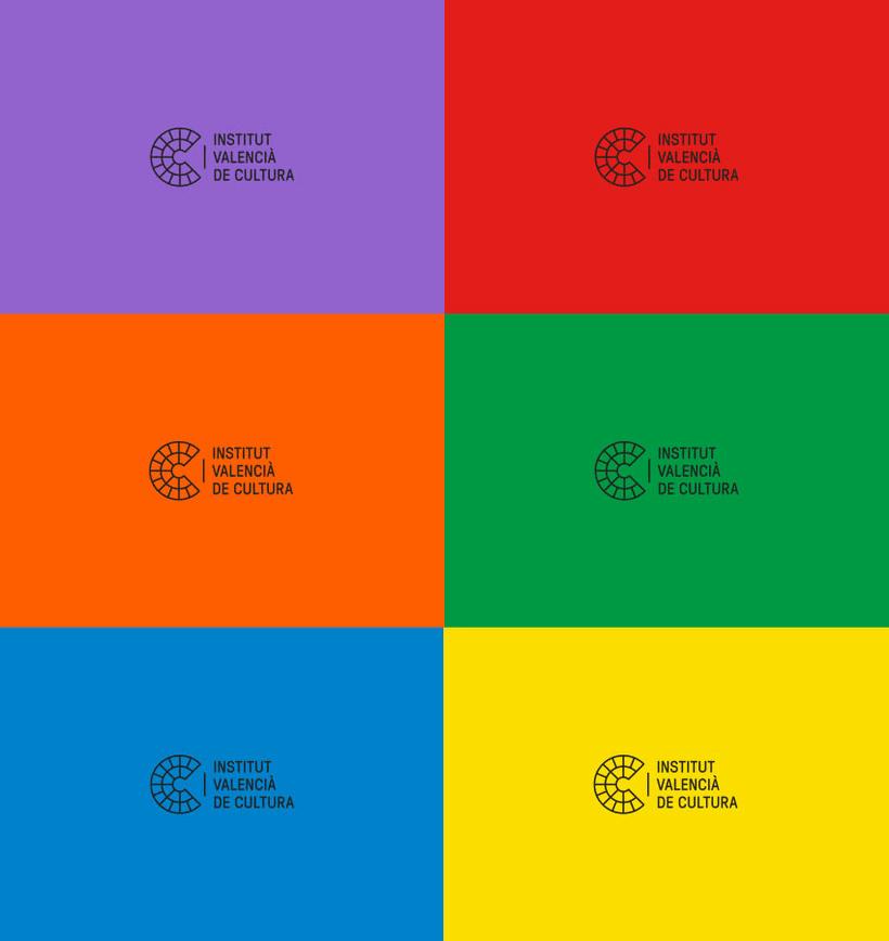 Institut Valencià de Cultura. Generalitat Valenciana. 3