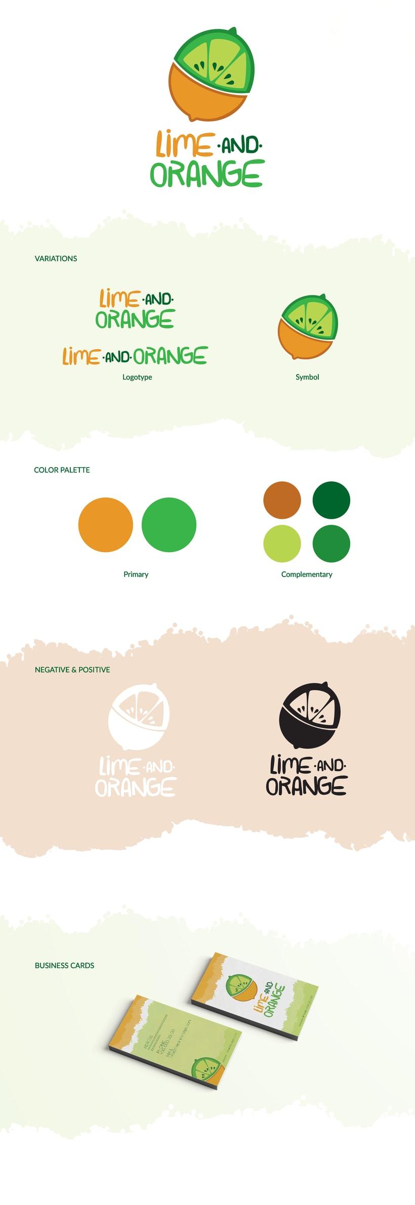 Lime & Orange -1