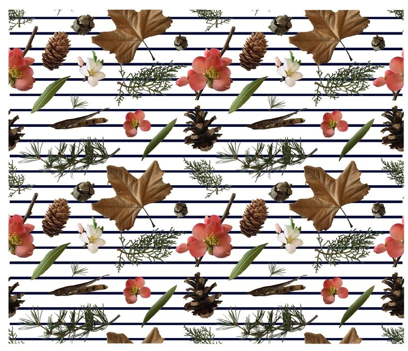 Mi Proyecto del curso: Diseño de estampados textiles 9
