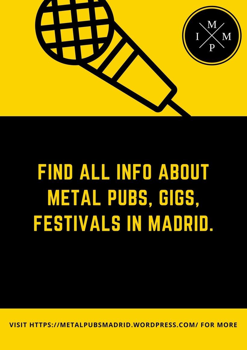 Metal Pubs In Madrid (mi web) 0