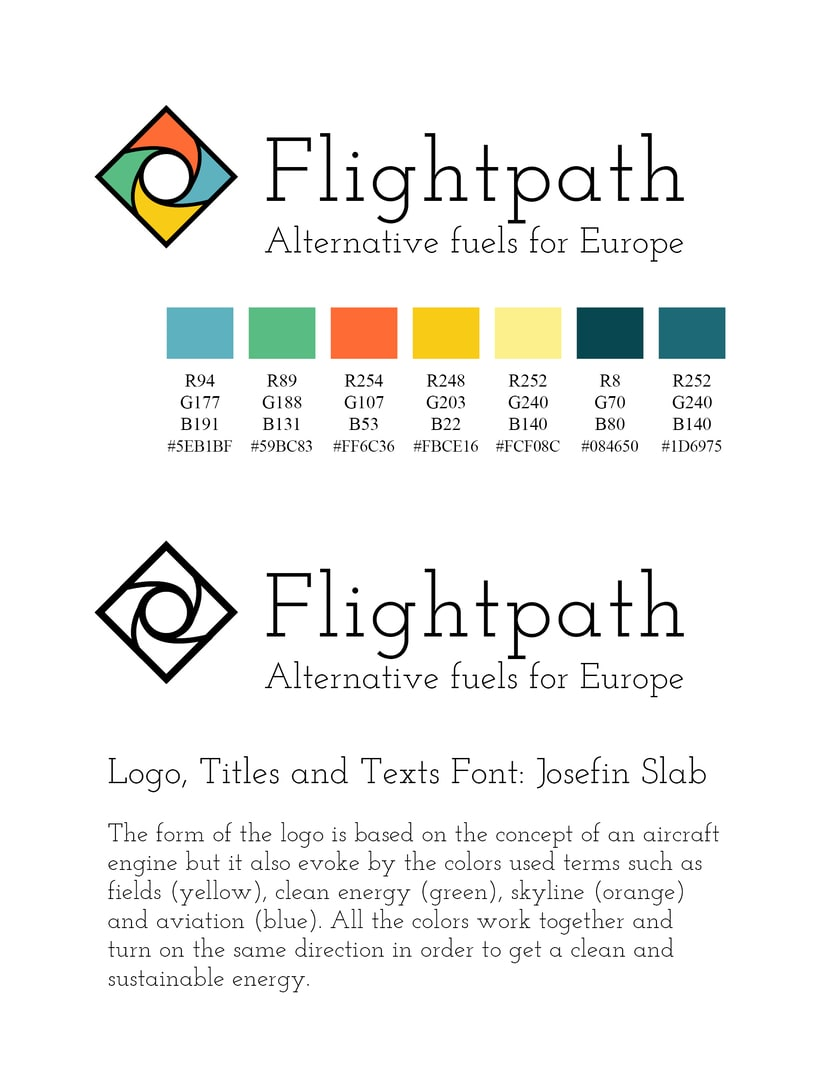 Flightpath: Corporate Entity, Ui/Ux & Web Development 2