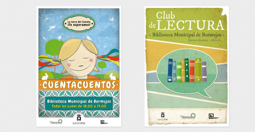 Biblioteca Municipal Bormujos 0