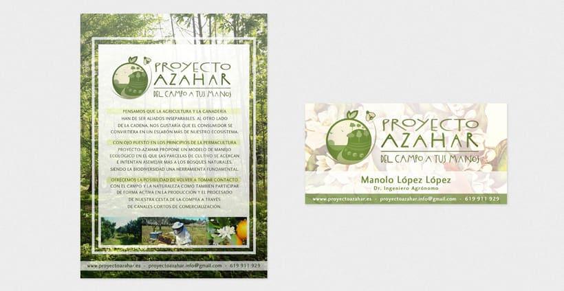 Proyecto Azahar - Apicultura 0