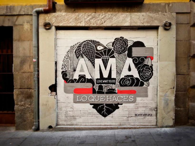 Guía del arte urbano de Madrid 1