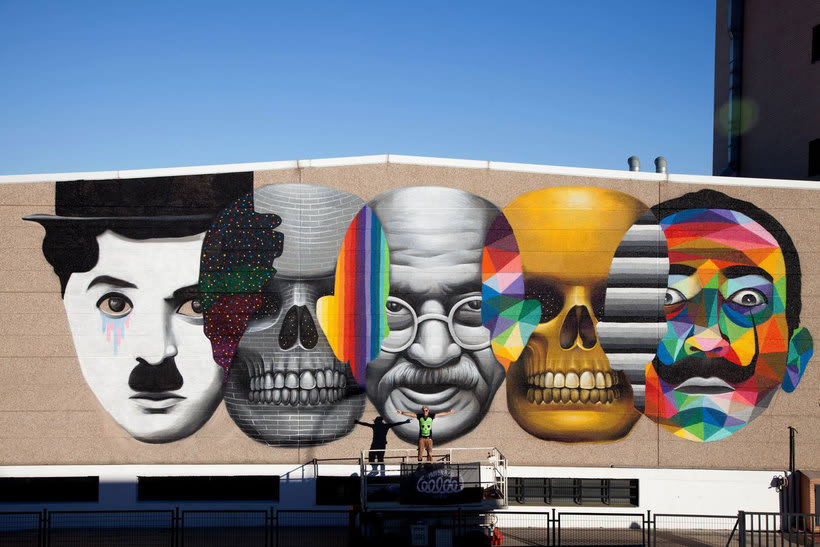 Guía del arte urbano de Madrid 4