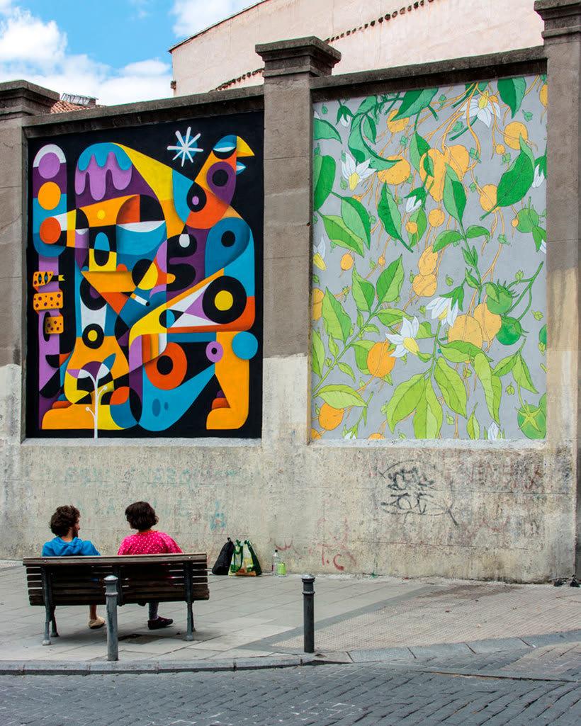 Guía del arte urbano de Madrid 7