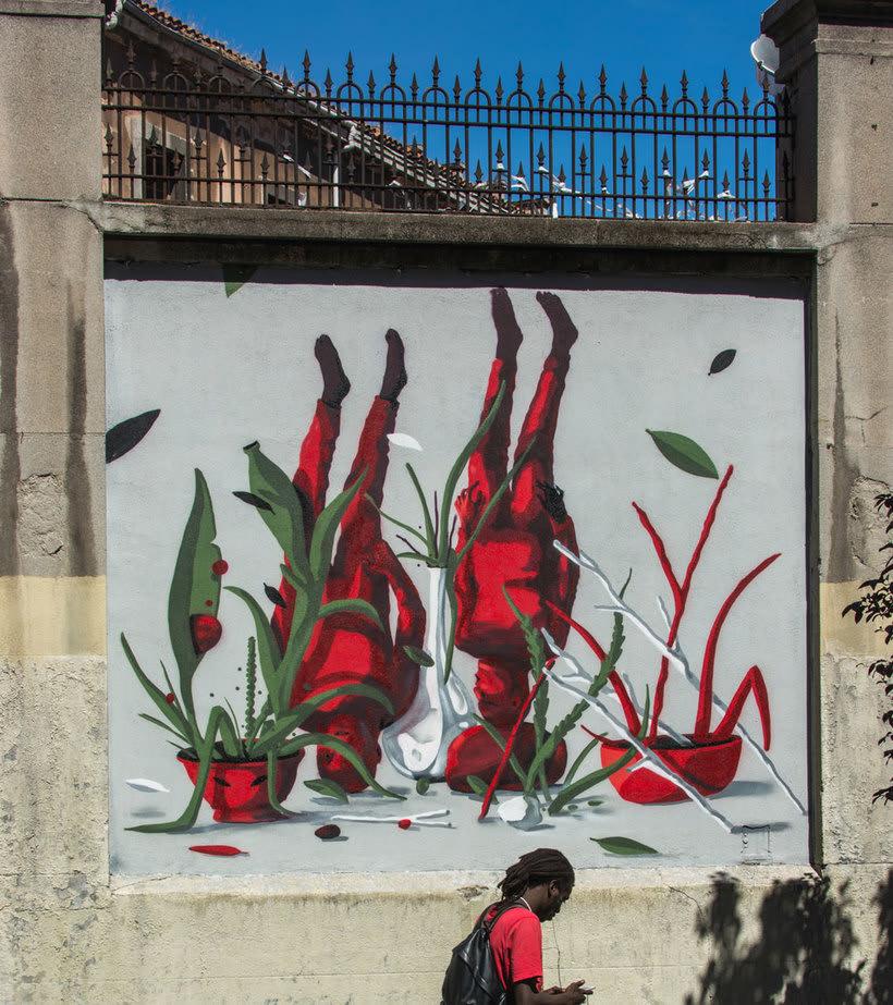 Guía del arte urbano de Madrid 11