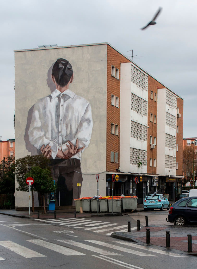Guía del arte urbano de Madrid 29