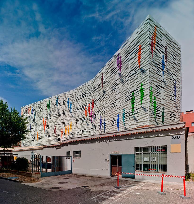 Guía del arte urbano de Madrid 31