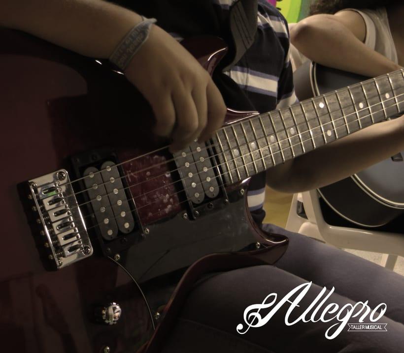 Práctica 2 - Allegro Taller Musical 4