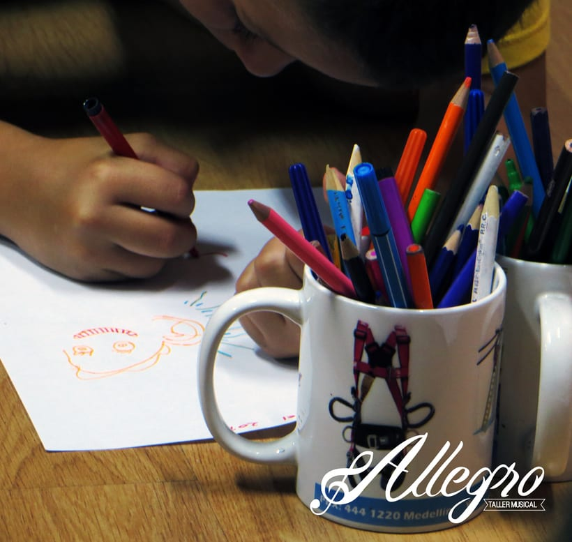Práctica 2 - Allegro Taller Musical 5