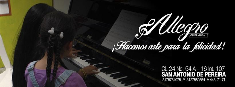 Práctica 2 - Allegro Taller Musical 6