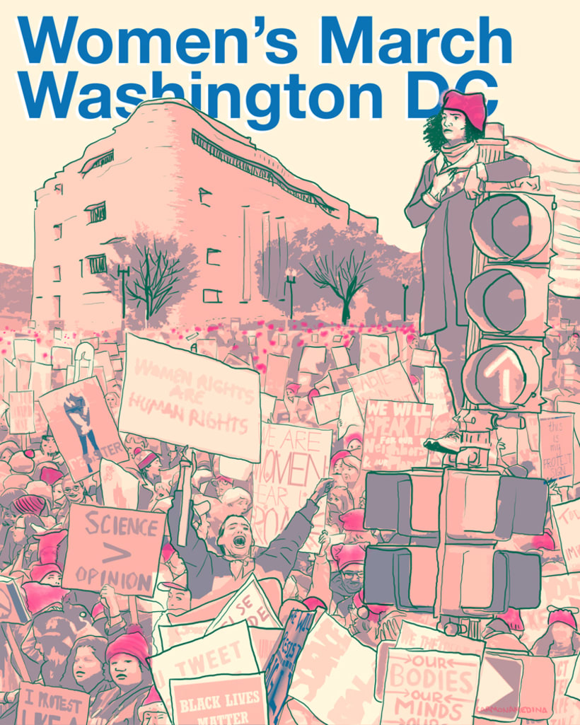 Postcards from Washington DC 2