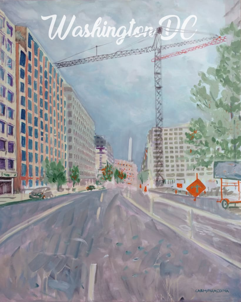 Postcards from Washington DC 4