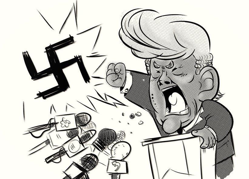Mr. Trump! -1