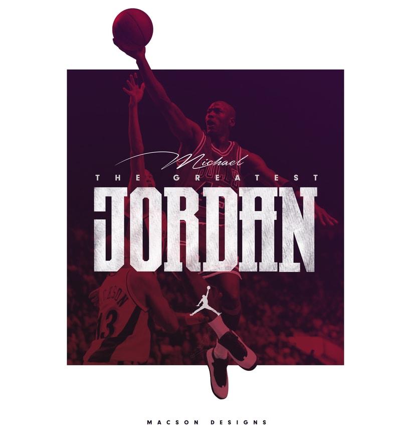 Michael Jordan -1