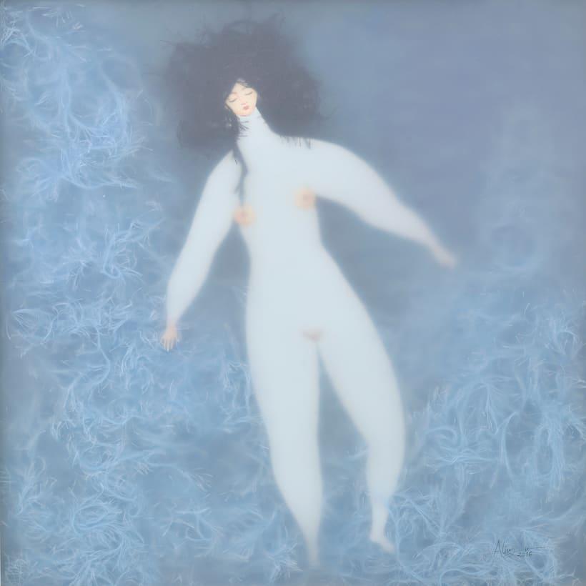 Dones d'aigua II 1