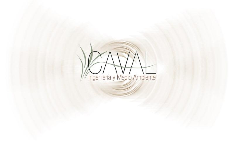 Logotipo CAVAL -1