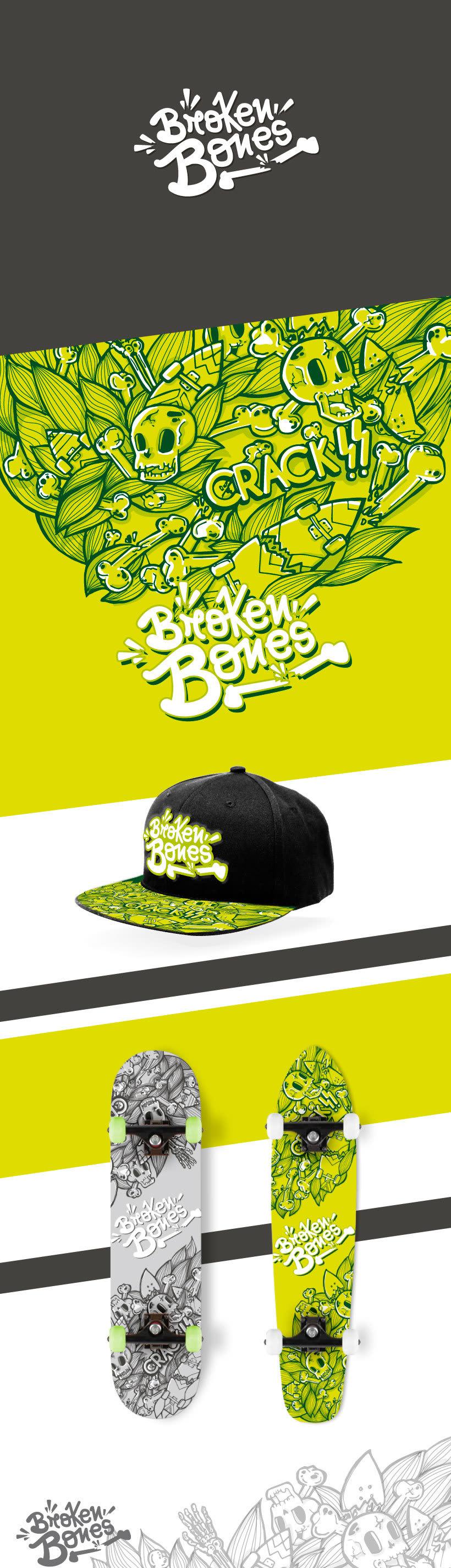 Broken Bones - Urban Brand 0