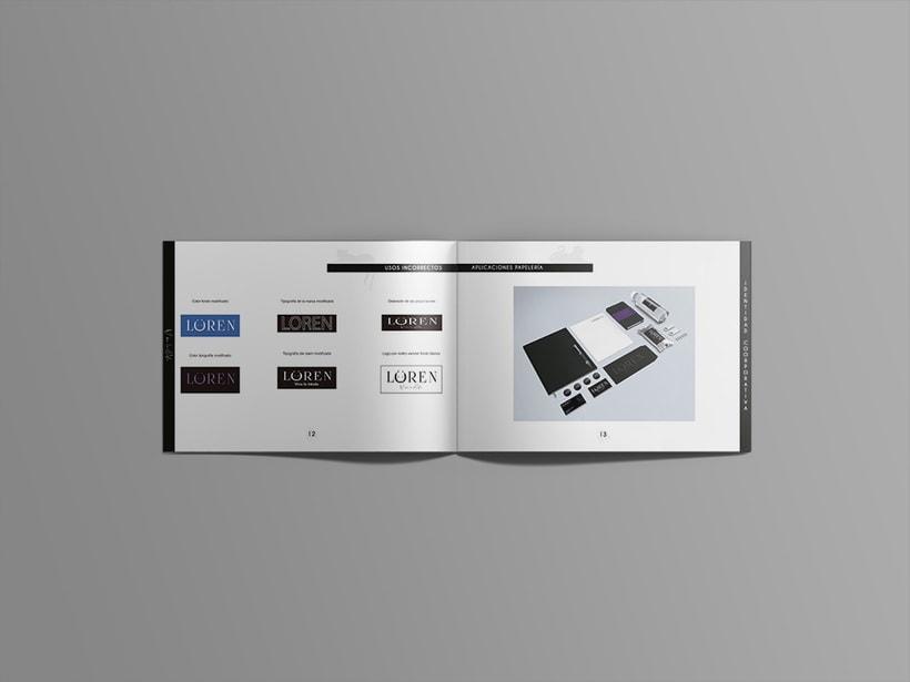 LOREN (Manual Coorporativo) 6