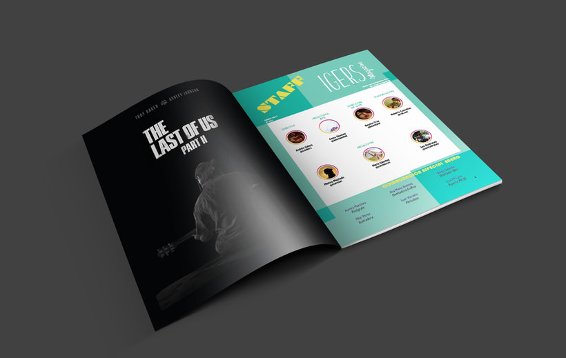 IGERS MAGAZINE (Revista) 1
