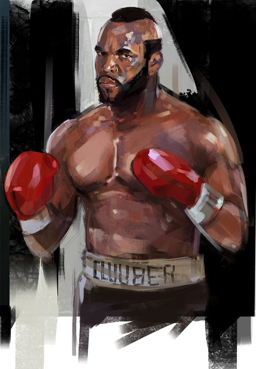 CLUBBER LANG / ROCKY III -1