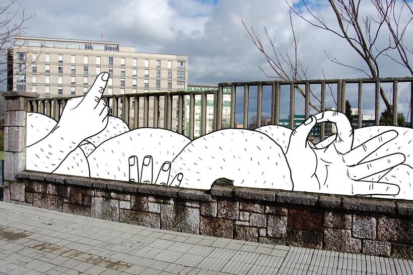 Concurso de Intervenciones Artísticas Urbanas #PlanHUCA 1