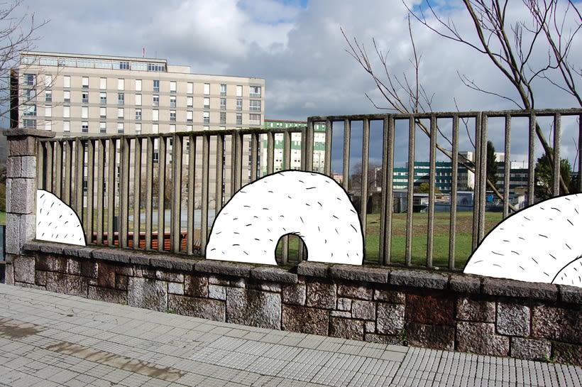 Concurso de Intervenciones Artísticas Urbanas #PlanHUCA 3