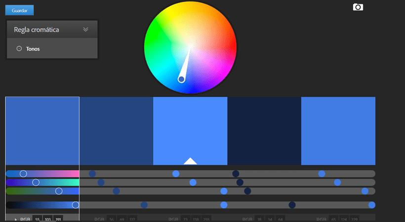 Guias de color 1