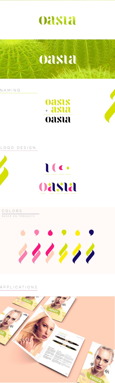 Oasia - Brand Design 0