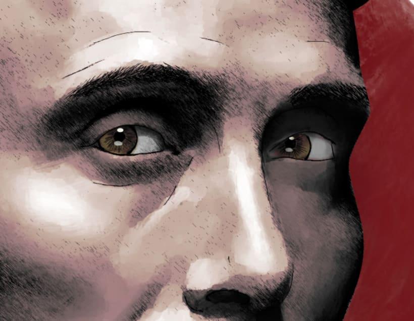 Hannibal Lecter (serie) by Ari B Miró 2