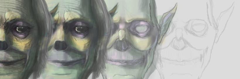 Sketches. La Espe. 0