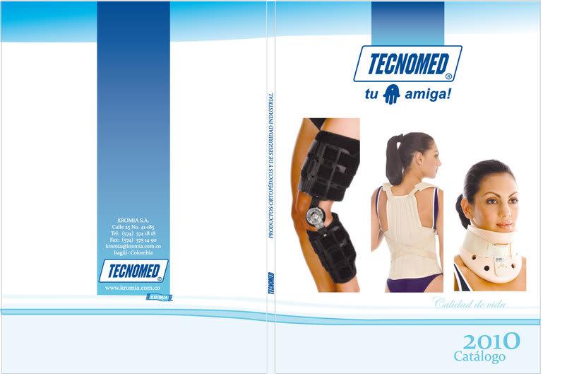 Catálogo 2010 Kromia/Tecnomed 1